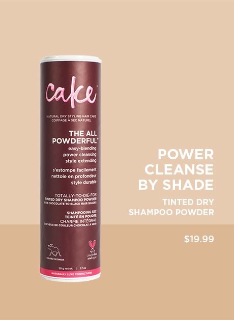 The All Powderful - Tinted Dry Shampoo Powder