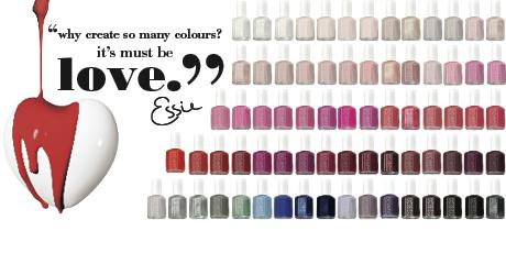 So many colours