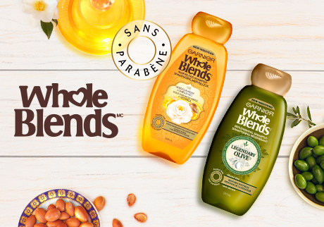 Garnier Whole Blends