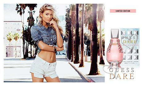 GUESS DARE Heart, NEW Limited Edition Fragrance for Her