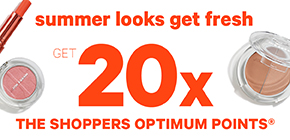 Get 20x the Shopper Optimum Points