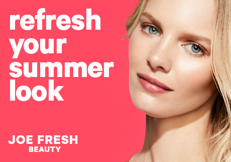 Summer looks get fresh starting at $8