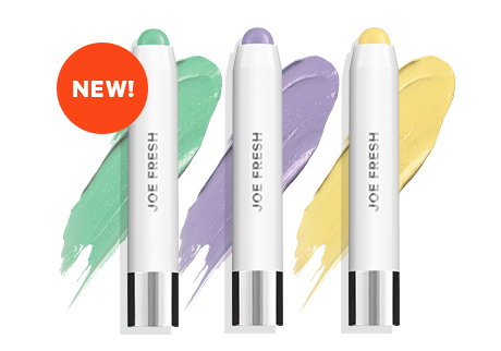 New! Colour Correcting Crayons in 3 colours