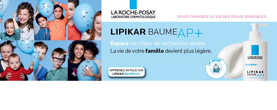Lipikar Baume AP+