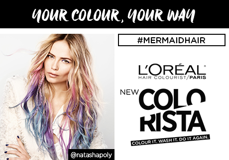 How to Mermaid Hair