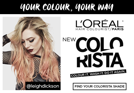 New L`Oreal Paris Colorista