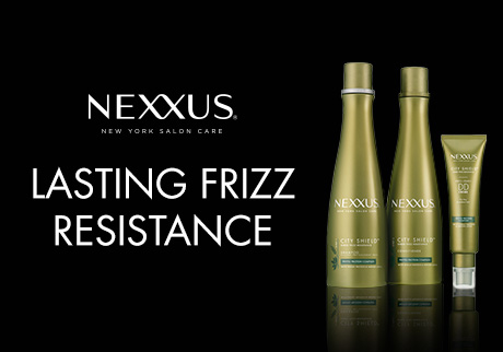 Nexxus City Shield Frizz Resistance