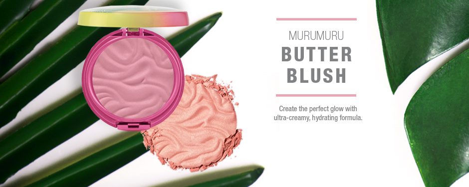 Murumuru Butter Blush