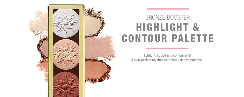 Bronze Booster Highlight & Contour Palette