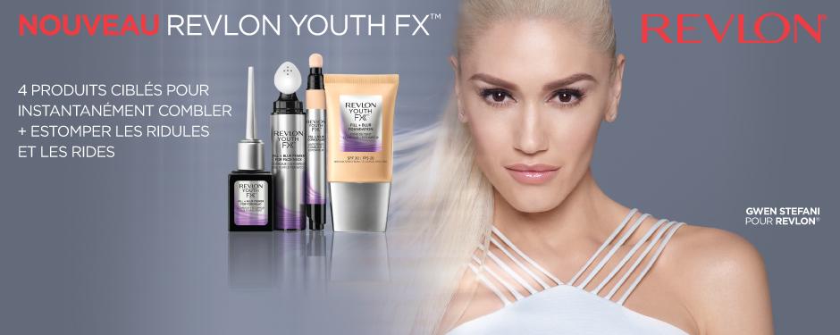 NOUVEAU REVLON YOUTH FX™