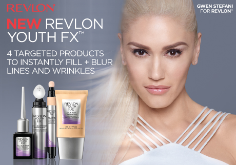 NEW REVLON YOUTHFX™