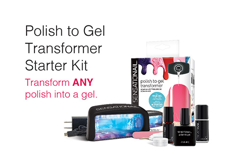 Polish to Gel Transformer Starter kit