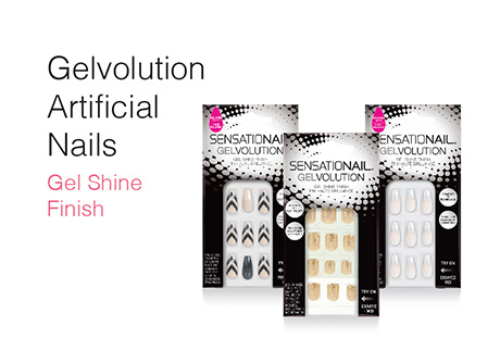 Gelvolution Artificial Nails