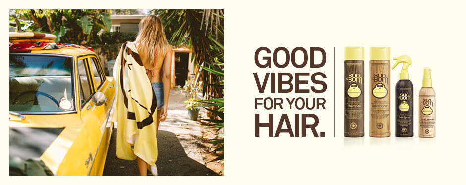 Good vibes for your Hair