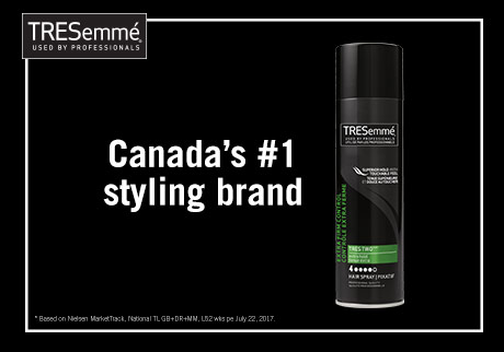 Canada's #1 styling brand*
