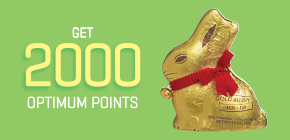 Get 2000 OPTIMUM BONUS POINTS