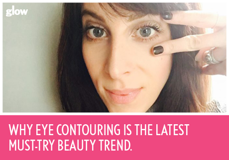 Why eye contouring is the latest must-try beauty trend