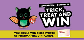 Trick, Treat and WIN
