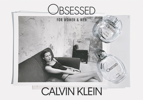 Calvin Klein Obsessed for Women and Men