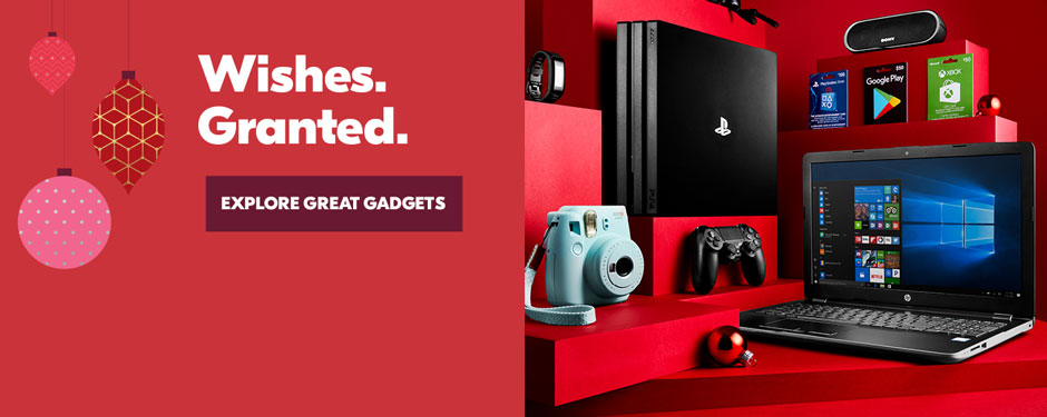 Explore great gadgets