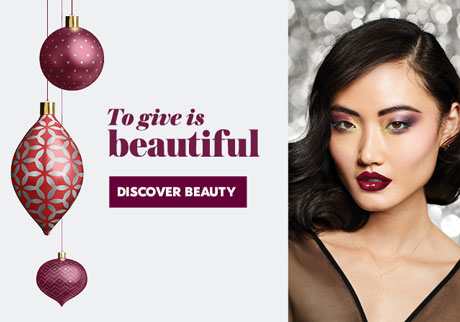 Explore our Holiday Beauty Gift Guide