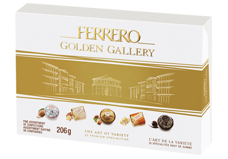 FERRERO^^®^^ Golden Gallery