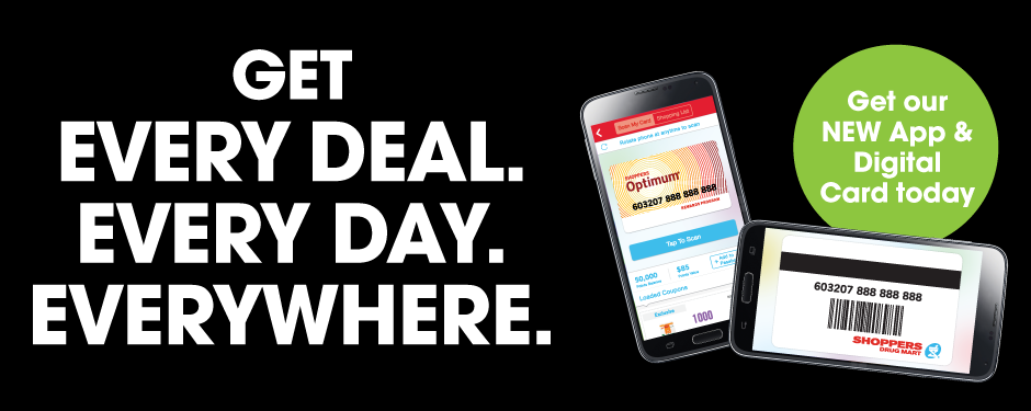 Shoppers Drug Mart app