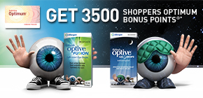 Get 3500 Shoppers Optimum Bonus Points