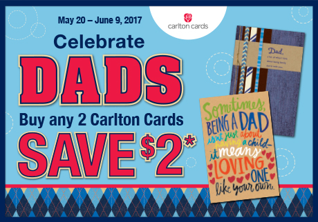 Celebrate Dads with the perfect cards