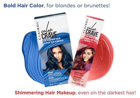 Color Crave by Clairol!