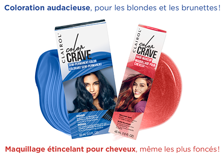 Color Crave de Clairol!