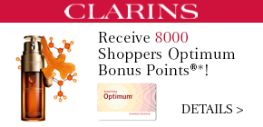 Get 8000 Shoppers Optimum Bonus Points