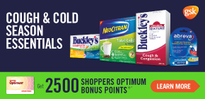 Get 2500 Shoppers Optimum Bonus Points