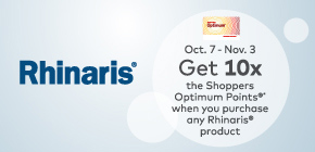 Get 10x the Shoppers Optimum