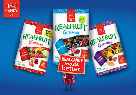 REAL Candy, Made Better!