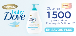 Obtenez 1 500 points prime Pharmaprix Optimum