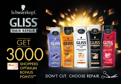 NEW GLISS™ Hair Repair