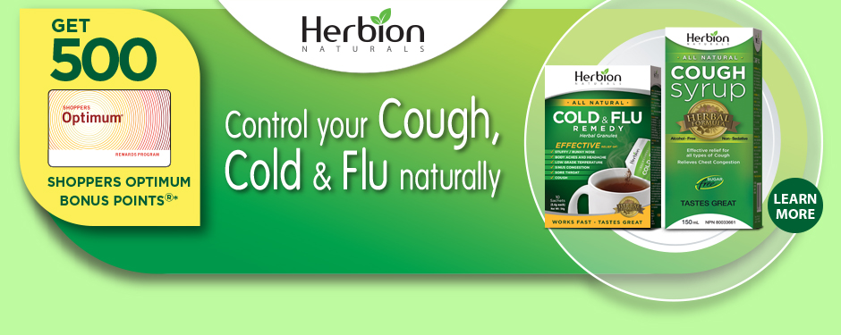 Cough and Cold Herbion