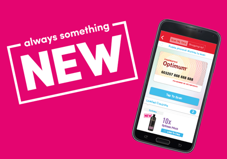 Fresh new finds. Fabulous new offers.