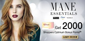 Get 2000 Shoppers Optimum Bonus Points
