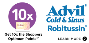 Get 10x the Shoppers Optimum Points