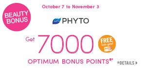 Get 7000 Pharmaprix Optimum Bonus Points