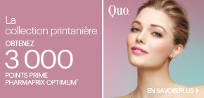 Obtenez 3 000 points prime Pharmaprix Optimum