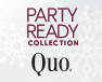 Receive a free gift from Quo
