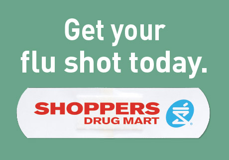 Get your flu shot today.