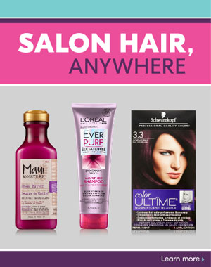 Salon Hair, Anywhere