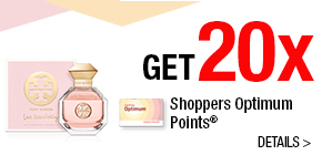 Get 20X Shoppers Optimum Points