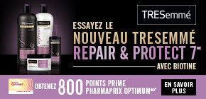 Obtenez 800 points prime Pharmaprix OptimumMD*