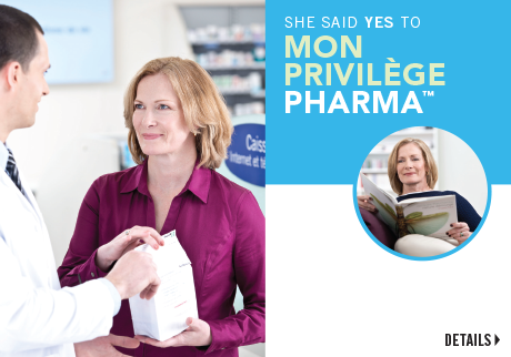Personalized health management program by your pharmacist
