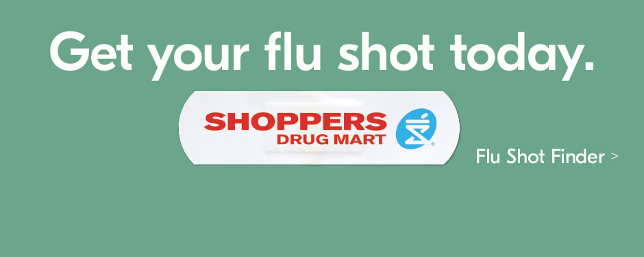 Get your flu shot today